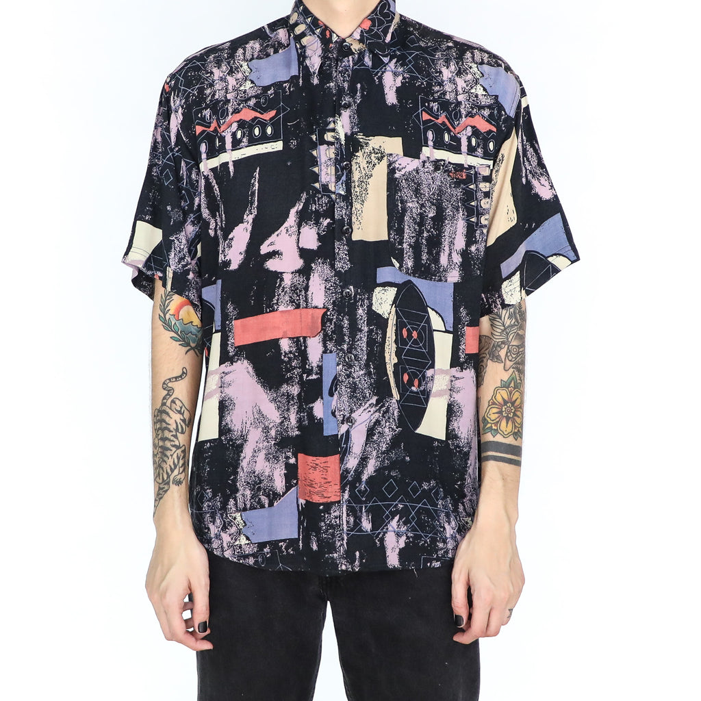 Abstract Painting Shirt