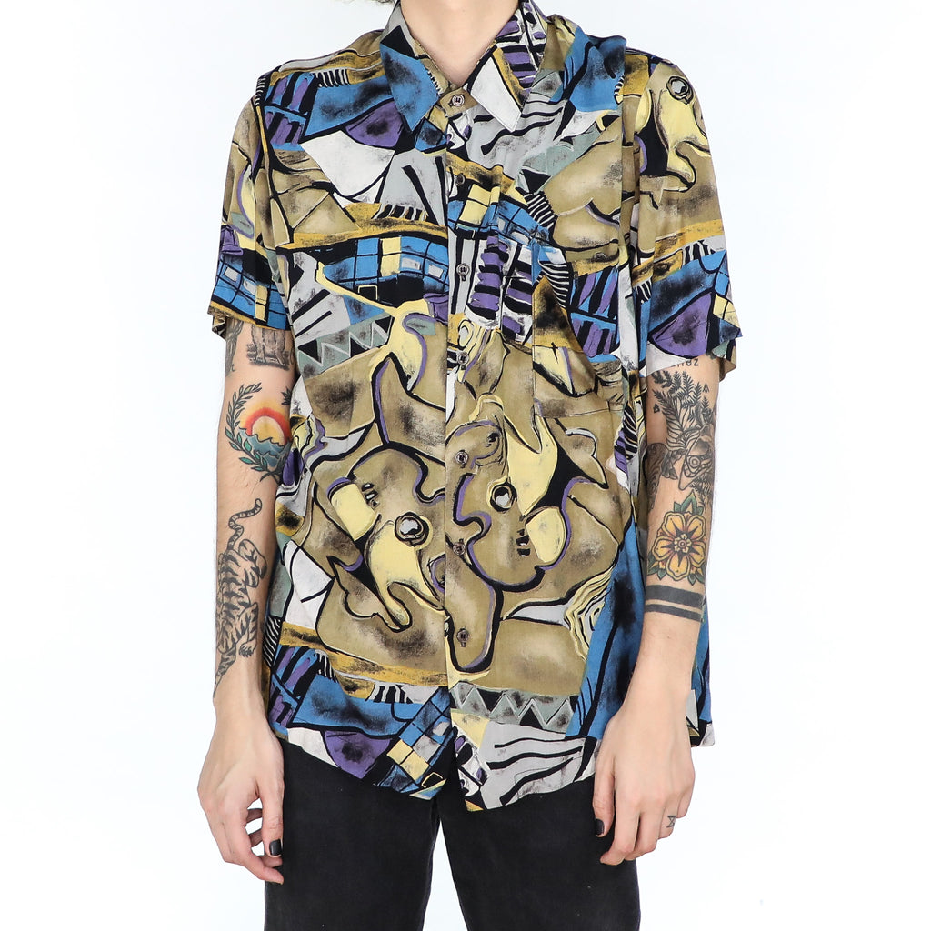 Picasso's Favorite Shirt