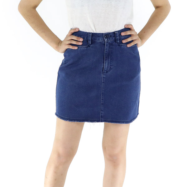 True Blue Denim Skirt