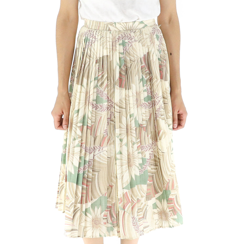 Light Daisies Skirt