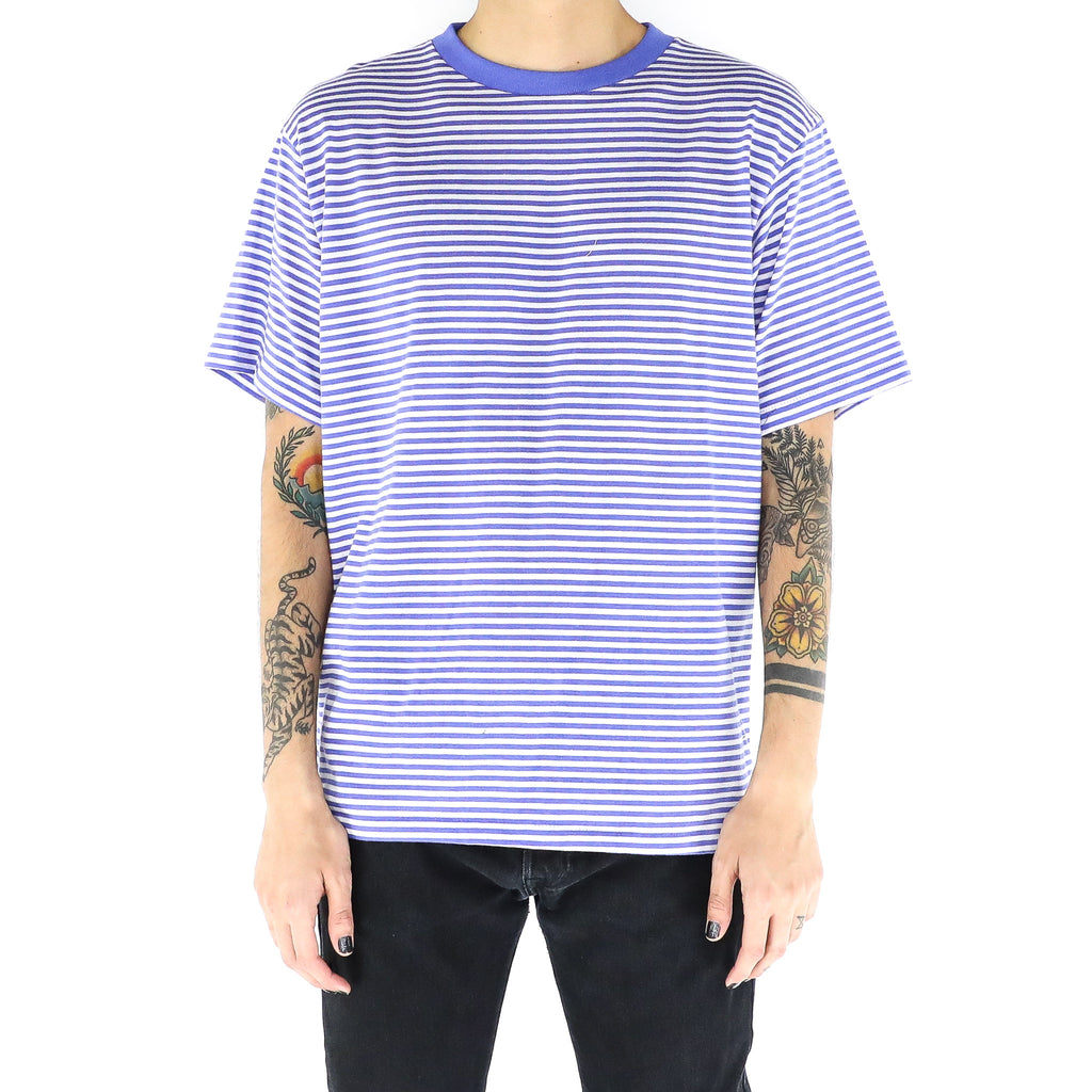 Ultramarine Striped T-Shirt