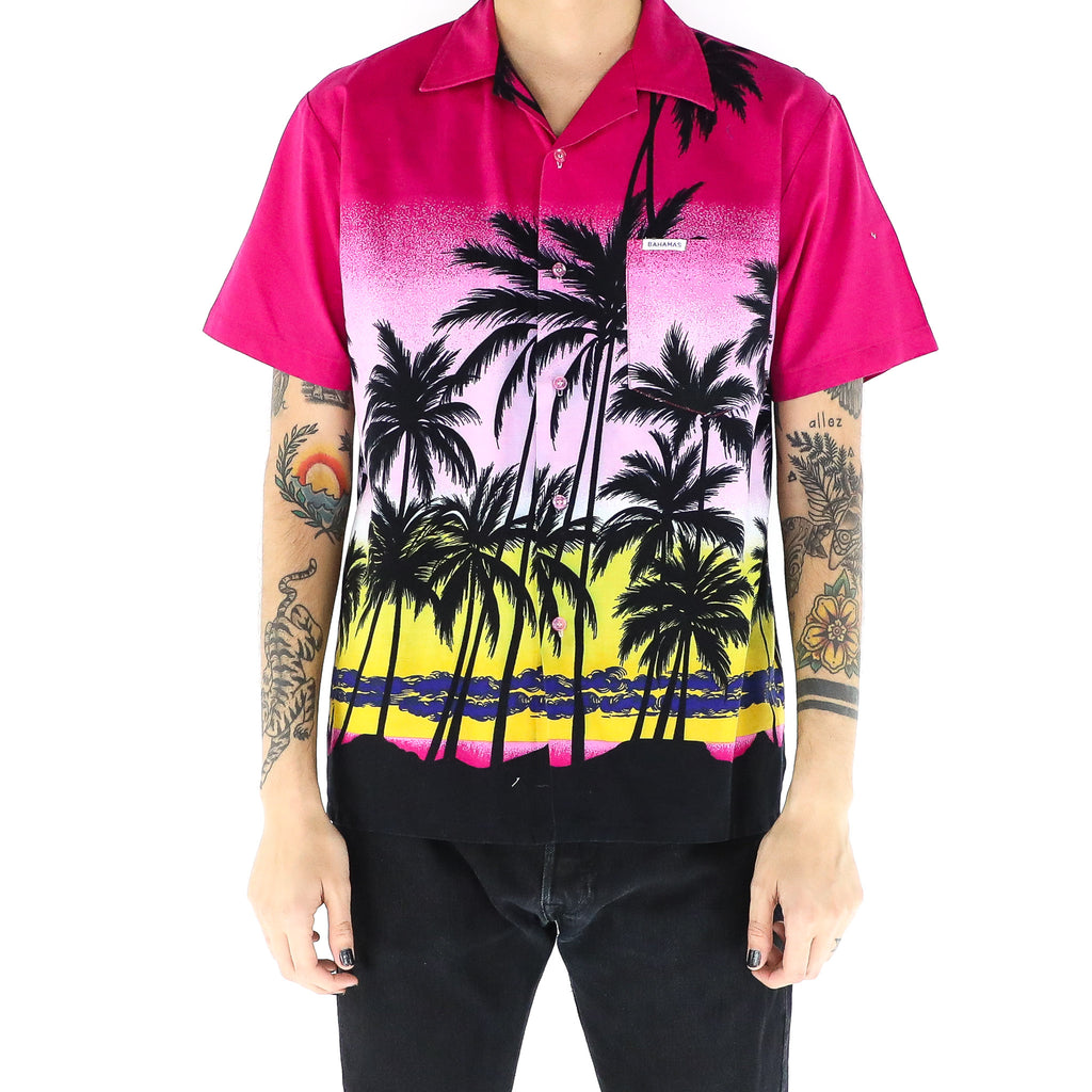 Palm Trees Sunset Shirt