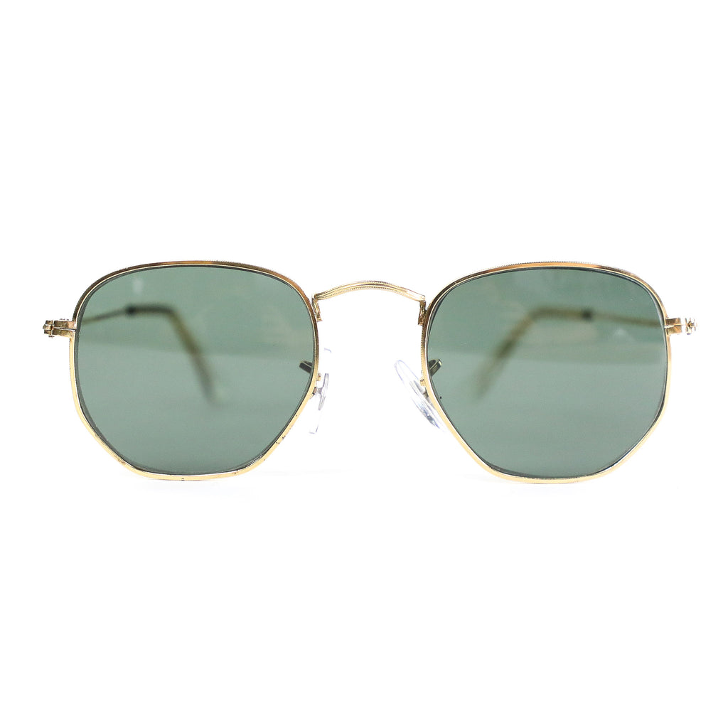 Baush & Lomb Ray-Ban Hexagonal Vintage Sunglasses