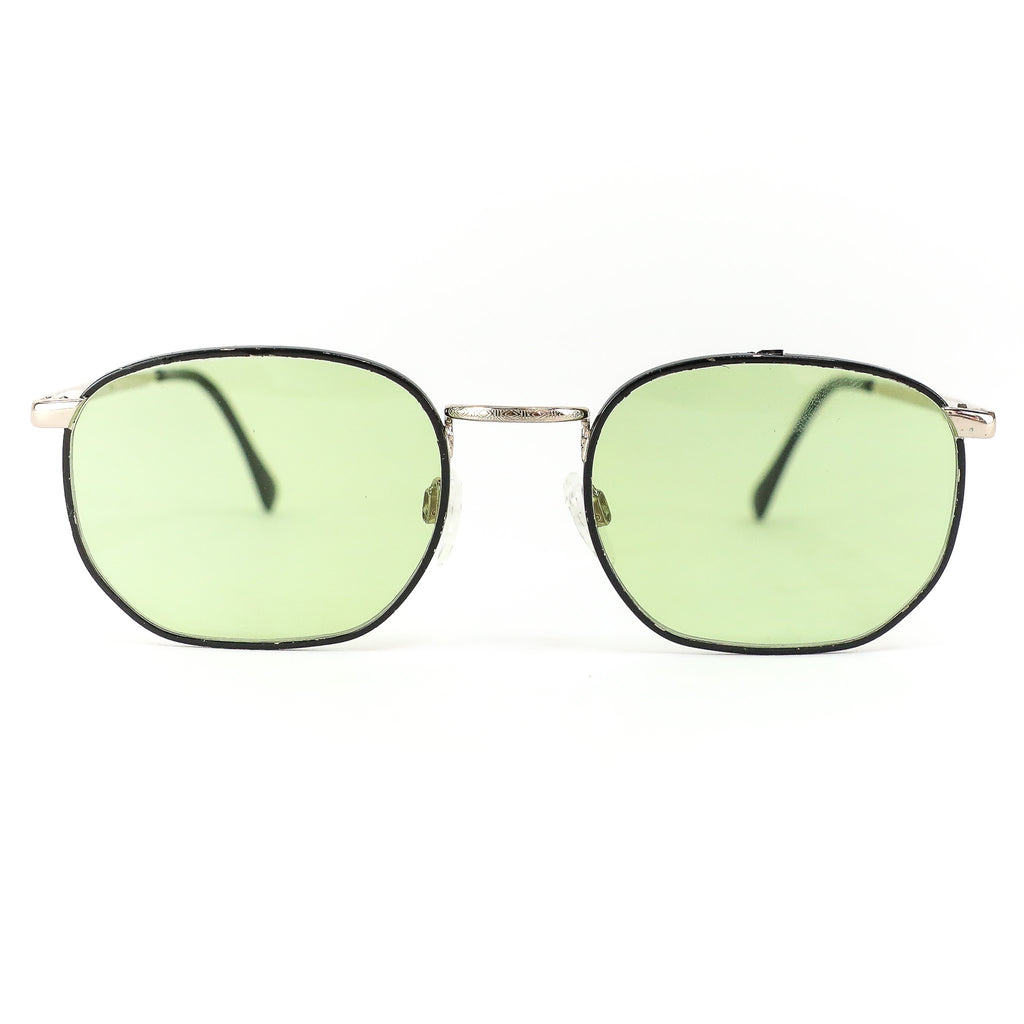 Vintage Light Green Sunglasses