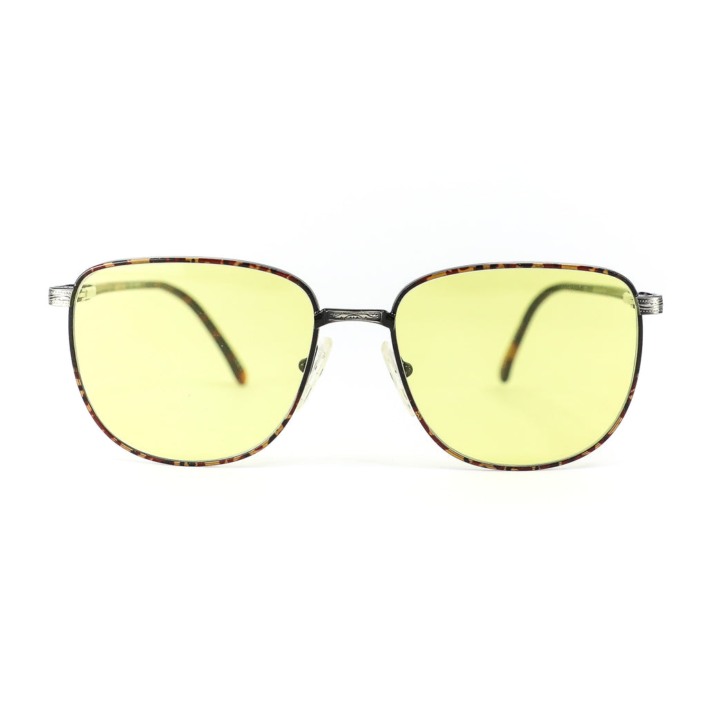Vintage Clover Lime Sunglasses