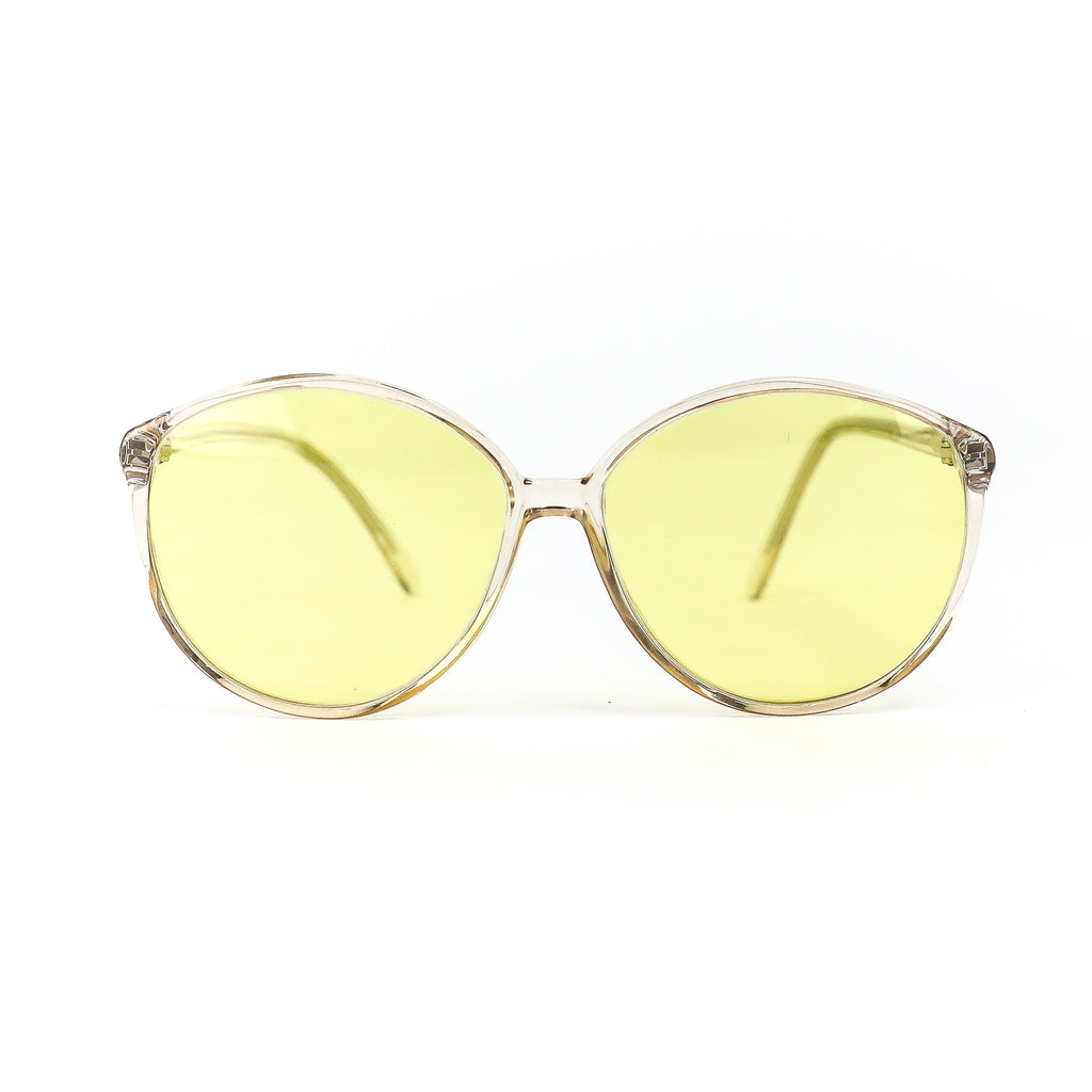 Vintage Lime Sunglasses