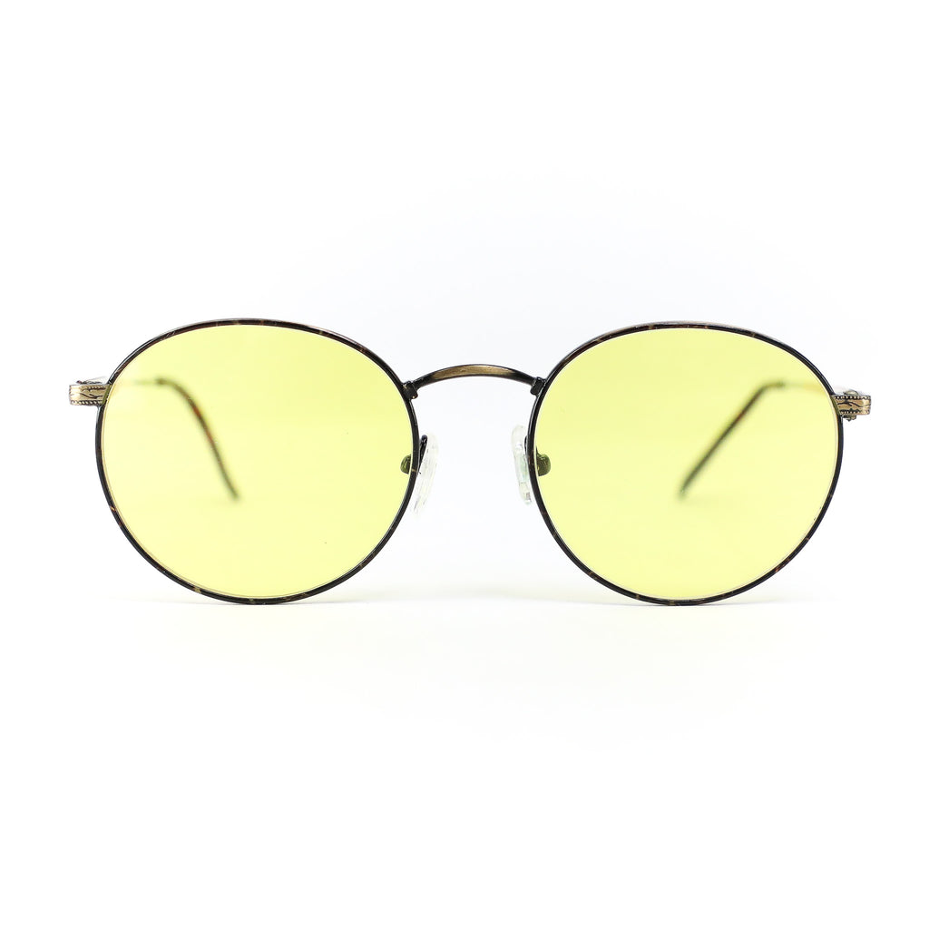 Vintage Royal Yellow Sunglasses