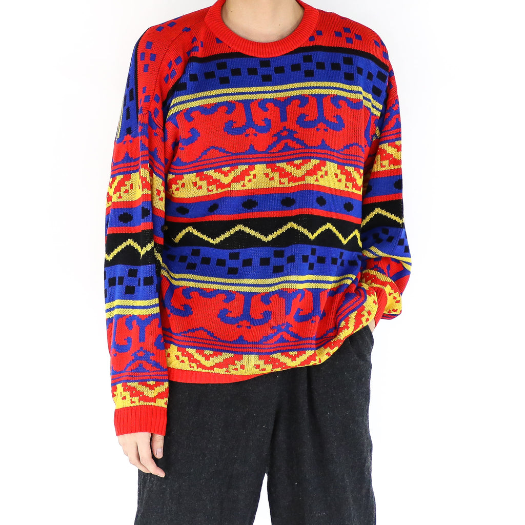 Dungeon of Lava Sweater