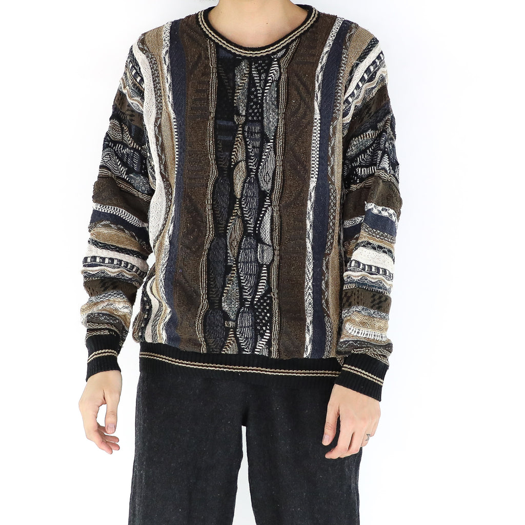 Forest Soil Sweater