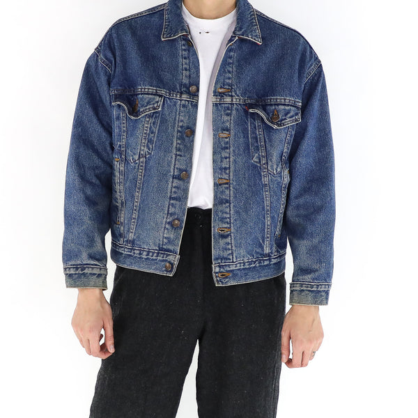 True Blue Vintage Levi's Denim Jacket