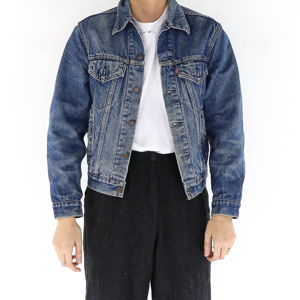 Atari Wash Levi's Denim Jacket