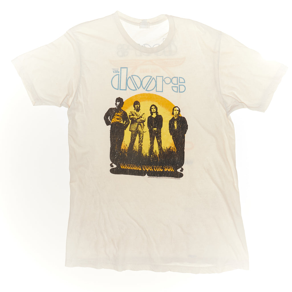 2000´s The Doors Waiting For The Sun T-Shirt