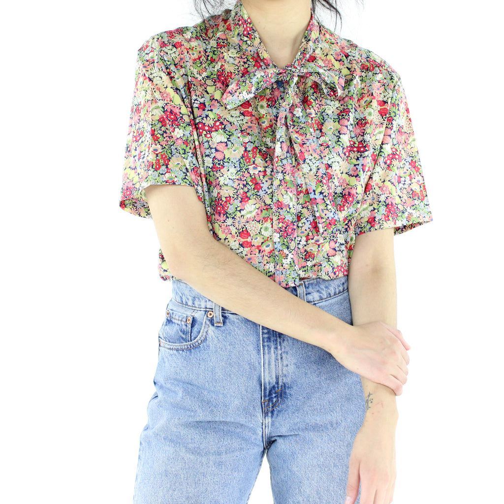 Spring Bush Blouse