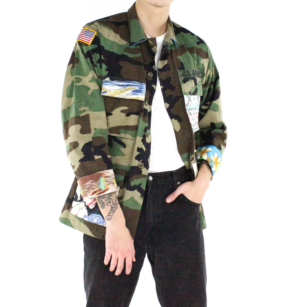 Hawaii Cargo Jacket