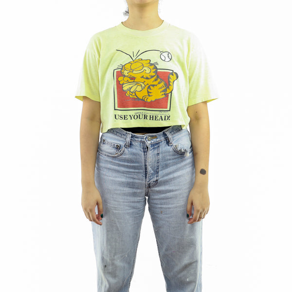 Garfield Cotton T-Shirt