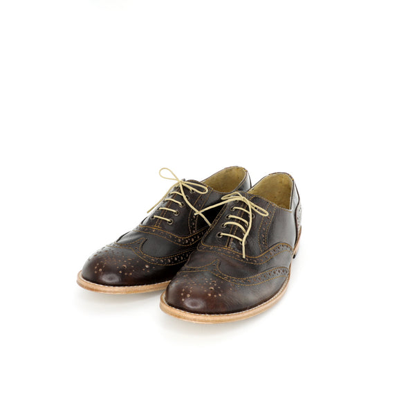 Oxford - Brown Men's