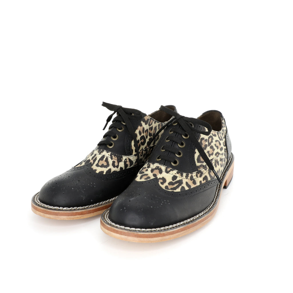 Oxford DC - Animal Print