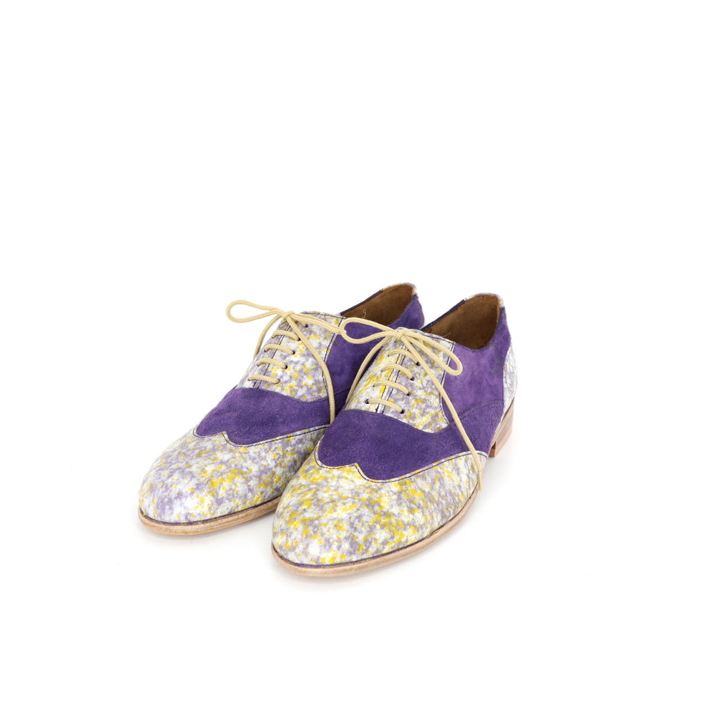 Oxford Puntal - Purple
