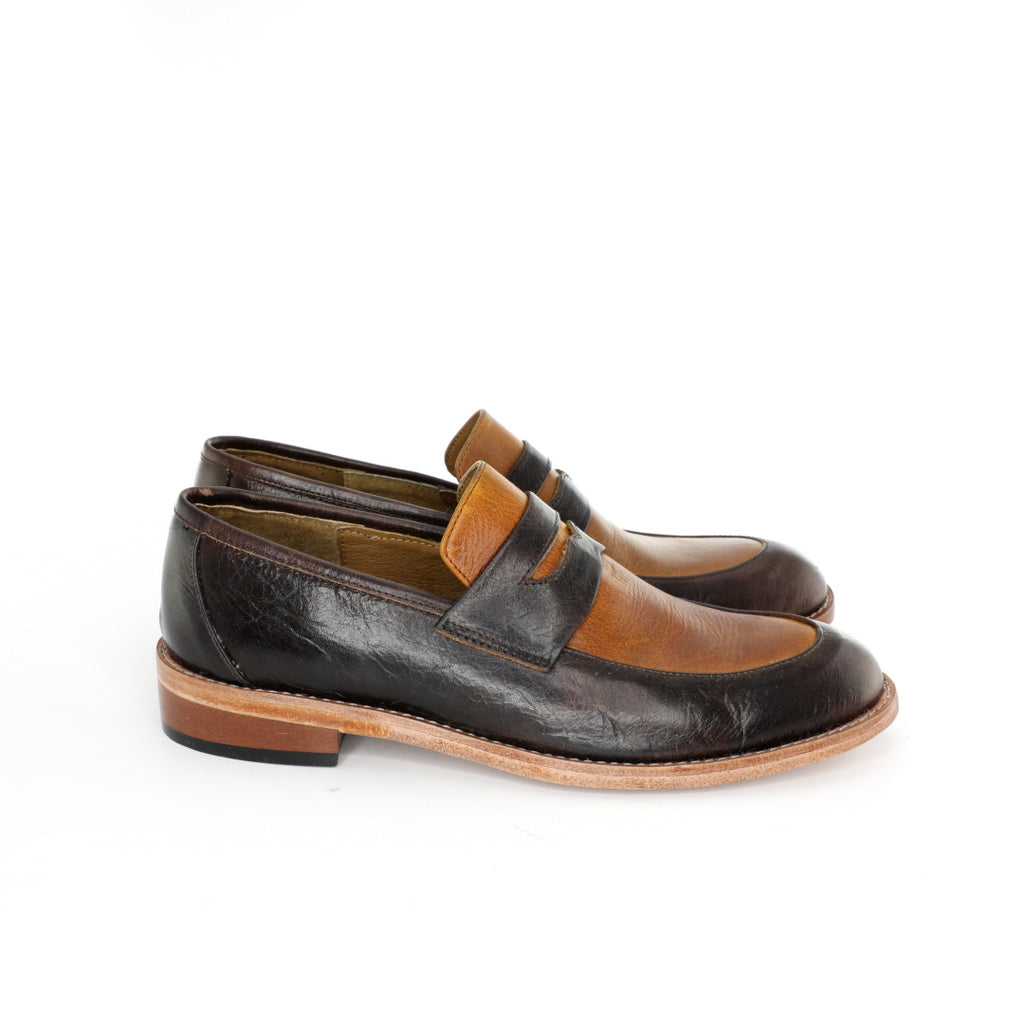 c9b1db7d444 Penny Loafer - Tanned   Brown Women s – Goodbye Folk