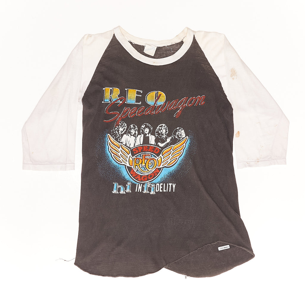 REO Speedwagon Vintage T-Shirt