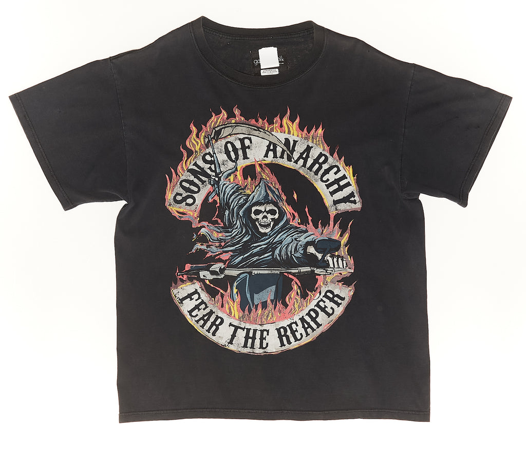 SONS ANARCHY FEAR THE REAPER TSHIRT