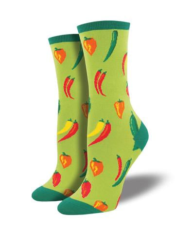 a little chilli socks