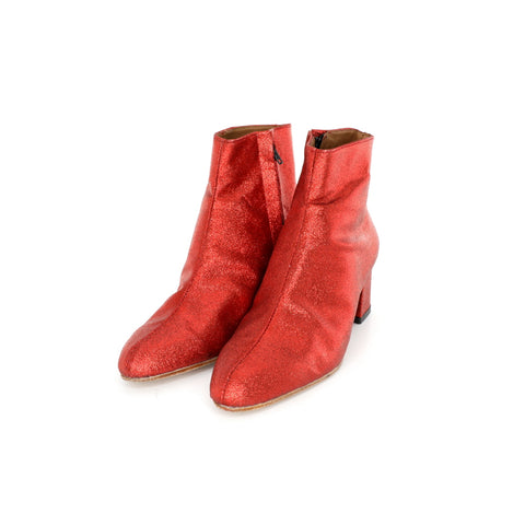 Ziggy Boot - Red