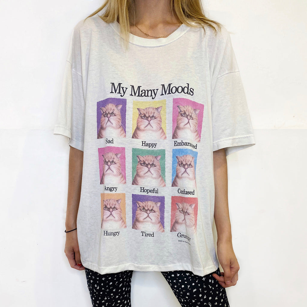 My many moods vintage t shirt