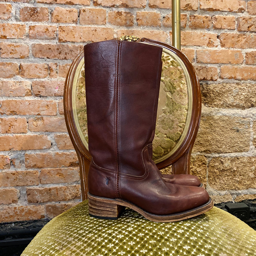 Vintage Frye leather boots