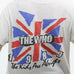 "The Who ""The Kids Are Alright"" Tour 1989 Vintage TShirt"