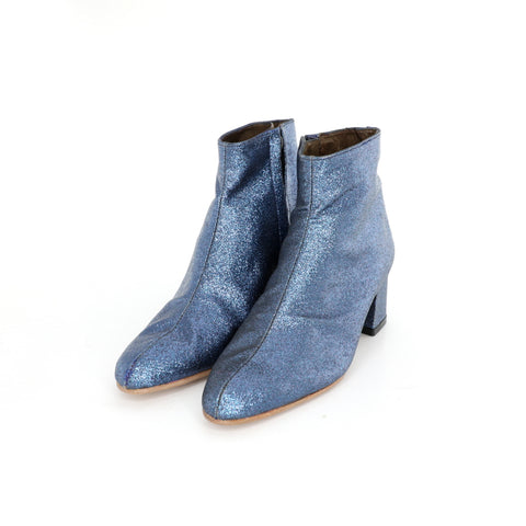Ziggy Boot - Blue
