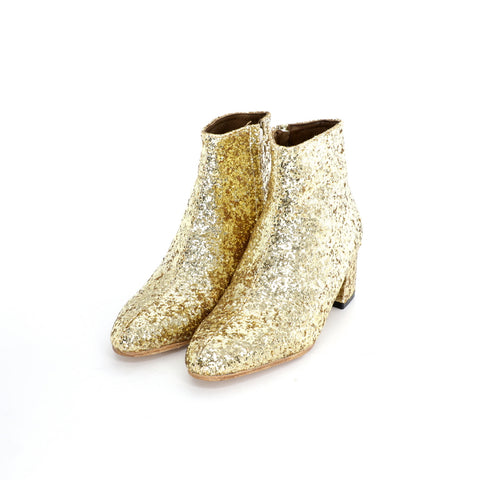 Ziggy Boots - Golden