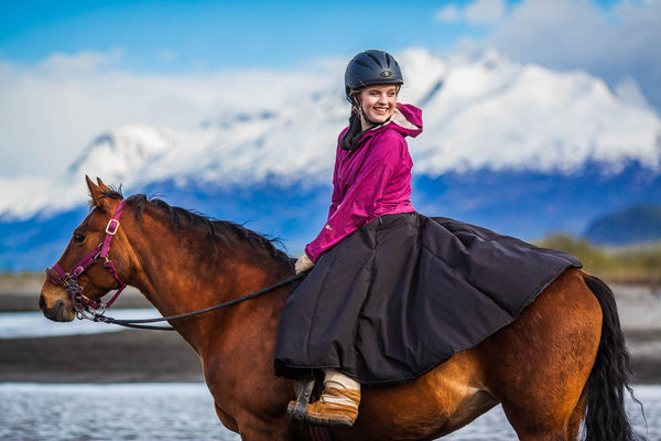 riding skirt Arctic horse riding breeches winter skirt horse riding trail riding