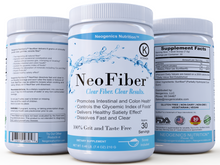 NeoFiber - Invisible Fiber Supplement Powder - No Grit, Tasteless - Clinically Studied