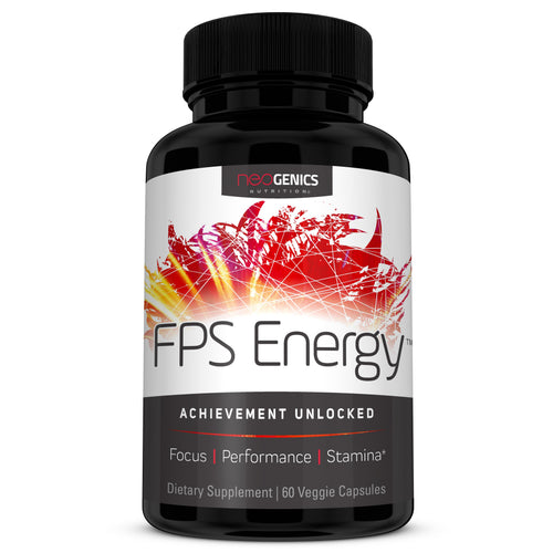 FPS Energy - Powerful Mind and Mood Booster - 60 Count - Neogenics