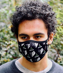 #BLM Solidarity Face Masks
