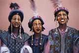 Wodaabe Bowl - by Orieji