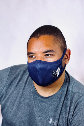 50% SALE! #BLM Evanston Face Mask