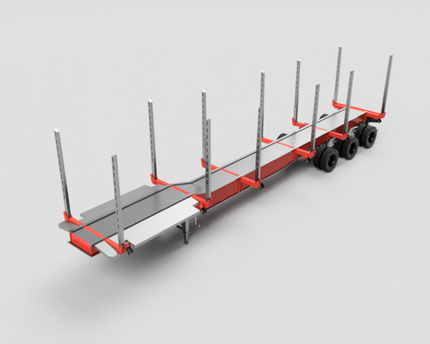 Log Trailer Kit - 02 - US/Main Version