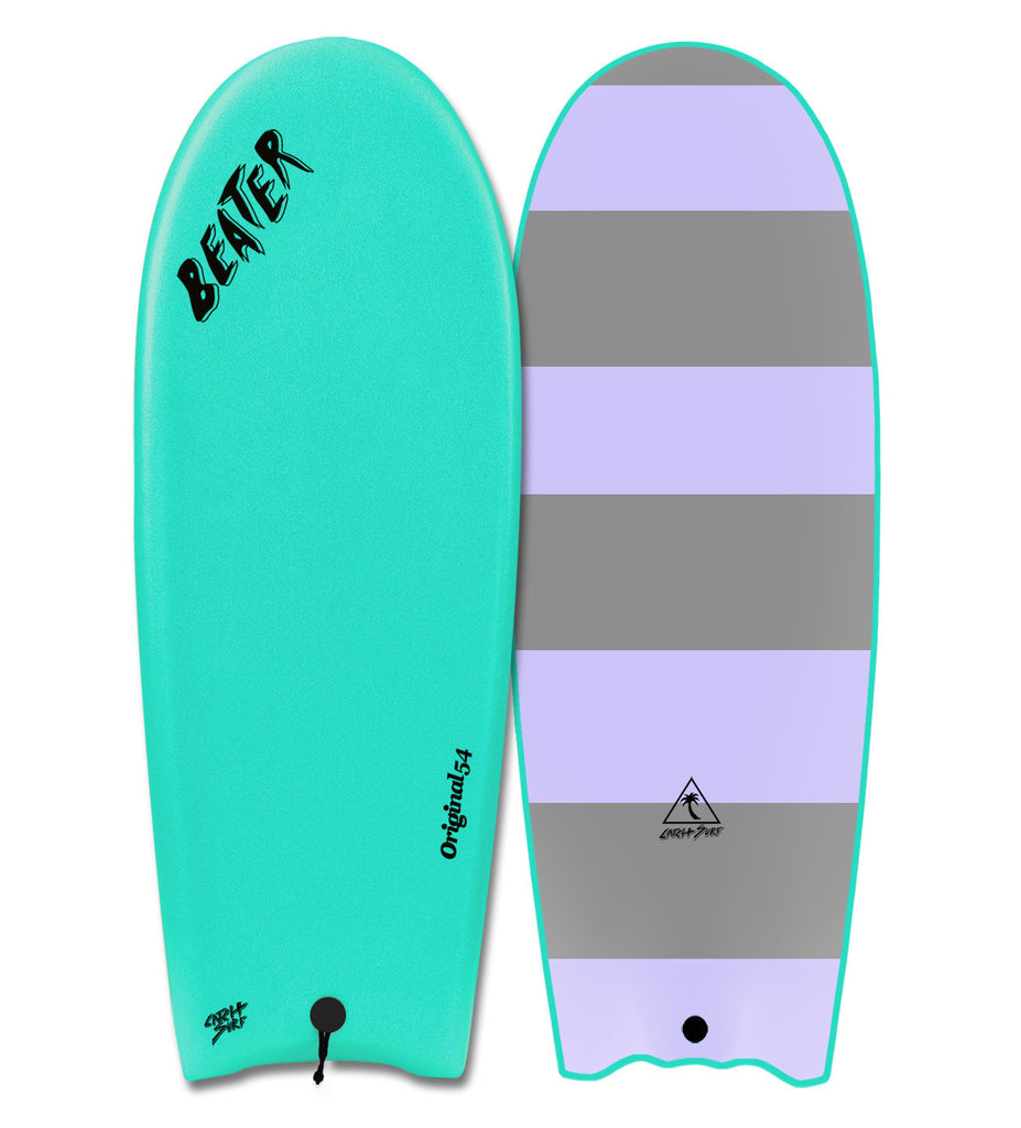"Catch Surf Beater Original 54"" Finless Turquoise"