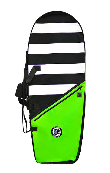 Catch Surf Beater Board Bag Black/Lime - DriftingThru.com