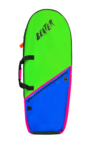 Catch Surf Beater Board Bag Lime/Blue - DriftingThru.com