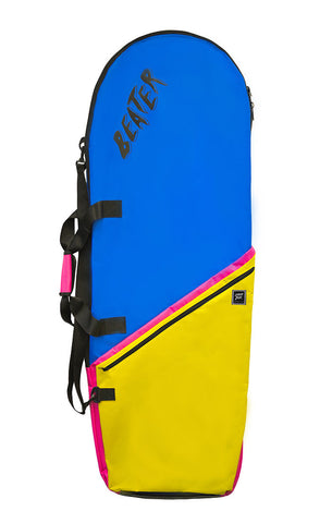 Catch Surf Beater Board Bag Blue/Yellow - Driftingthru.com