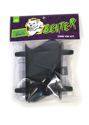 Catch Surf Beater Board Twin Fin Kit