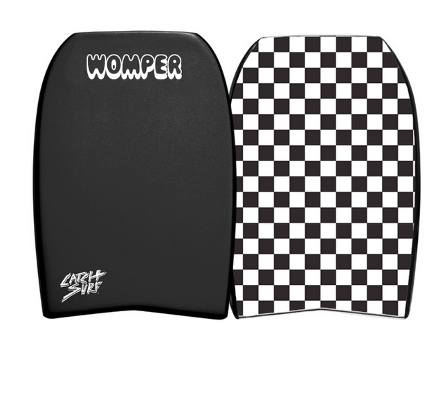 Catch Surf Womper Black Body Surfboard