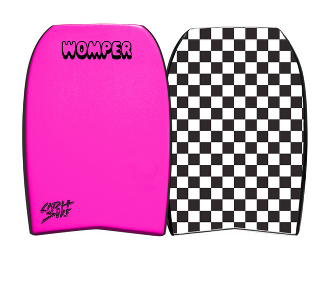 Catch Surf Womper Hot Pink Body Surfboard