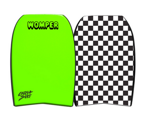 Catch Surf Womper Lime Body Surfboard