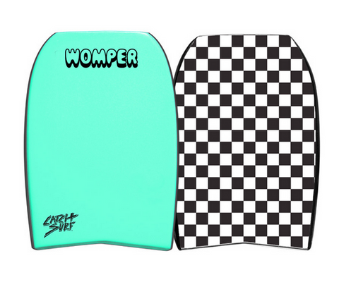 Catch Surf Womper Sea Foam Body Surfboard
