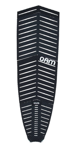 OAM On A Mission Dave Boehne SUP Traction Pad Blur (Black)