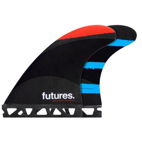 Future Fins John John Florence Small Techflex Thruster Fin Set